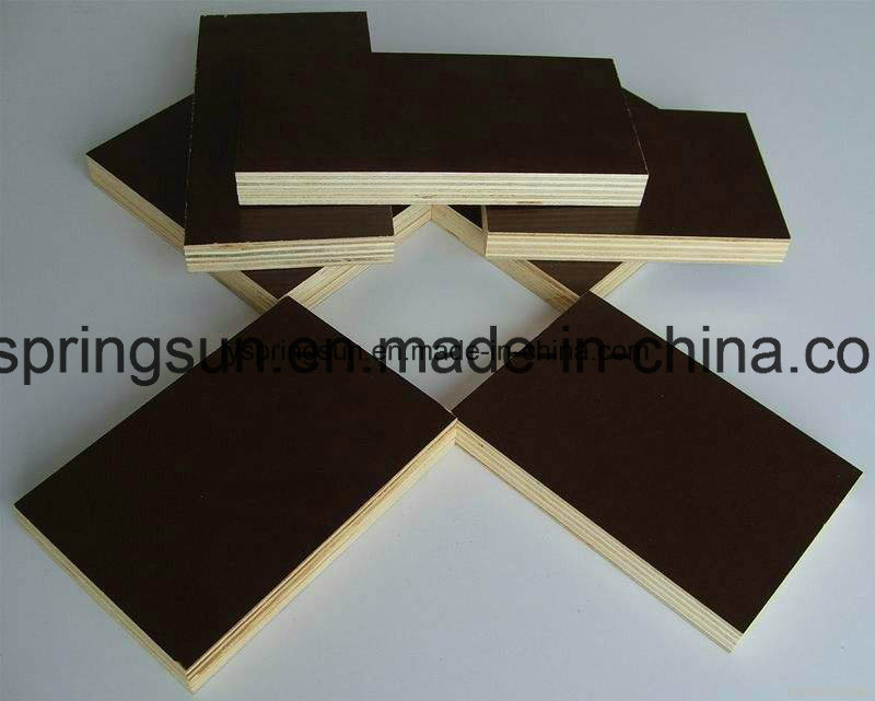 12mm Brown Film Faced Plywood