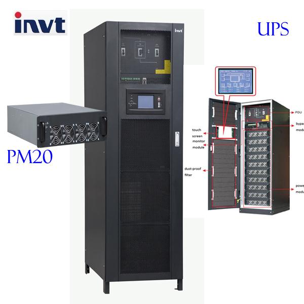 Online IGBT 10k 15k 20kVA Module RM10-200 Modular UPS