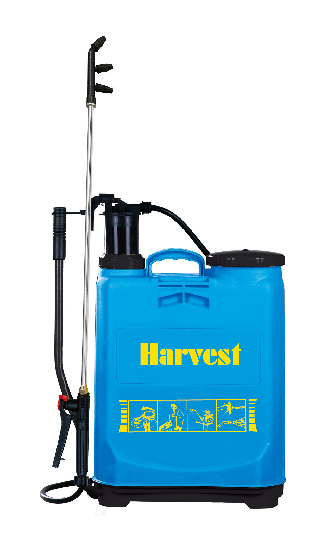 20L Agricultural Knapsack Matabi Sprayer with Ce (HT-20P-C)