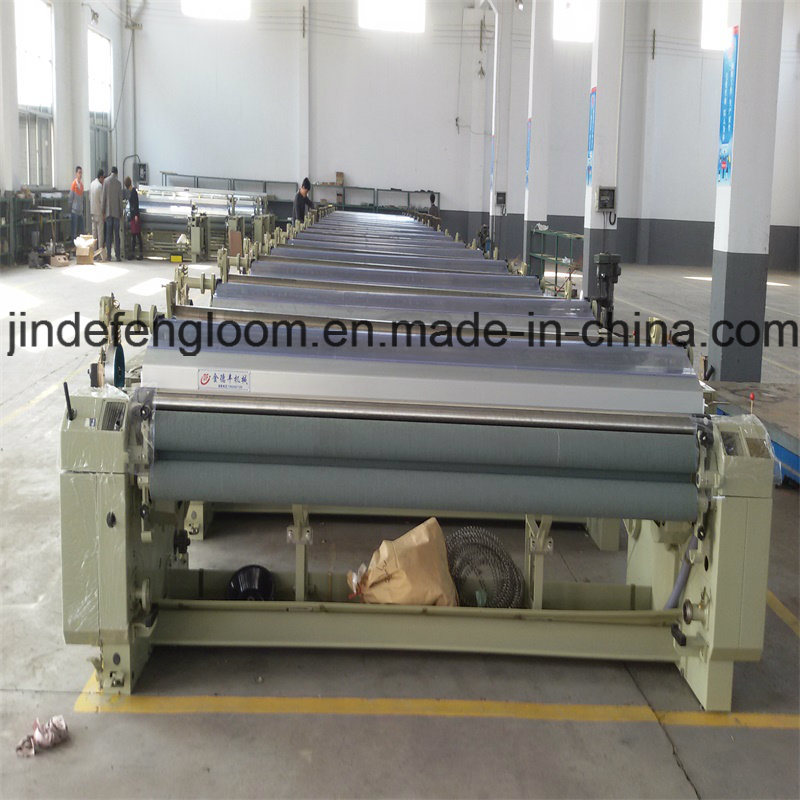 Dobby Shedding Water Jet Loom Machine for Weaving Polyester Fabric