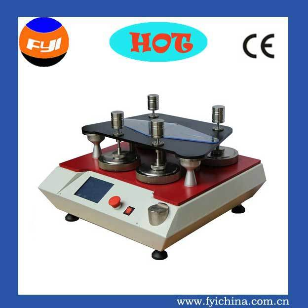 Martindale Abrasion and Pilling Testing Machine