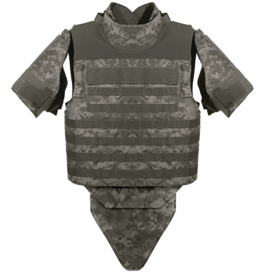 S. W. A. T. Bulletproof Vest