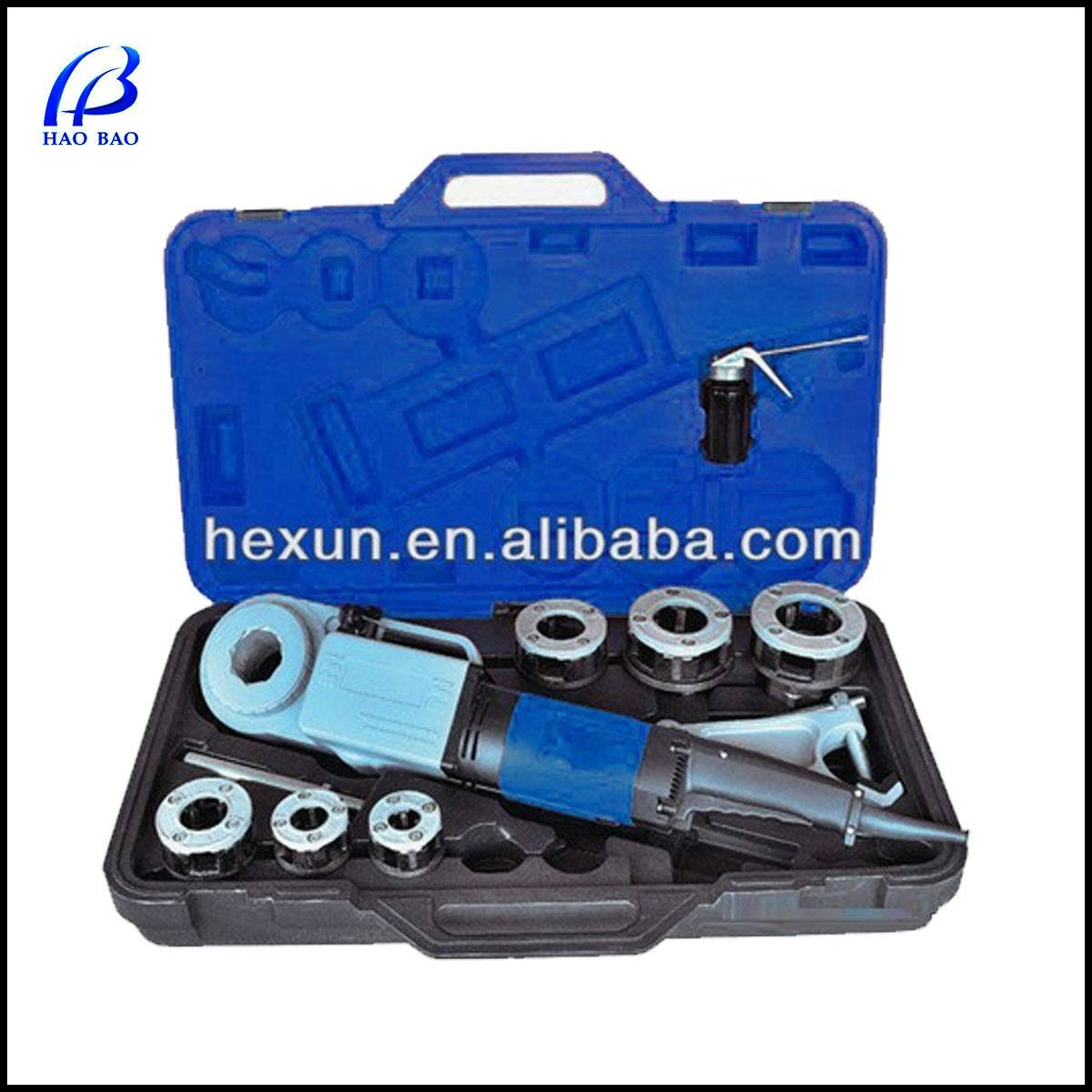 Portable Electric Pipe Threader Dies Set (HT30-2B)