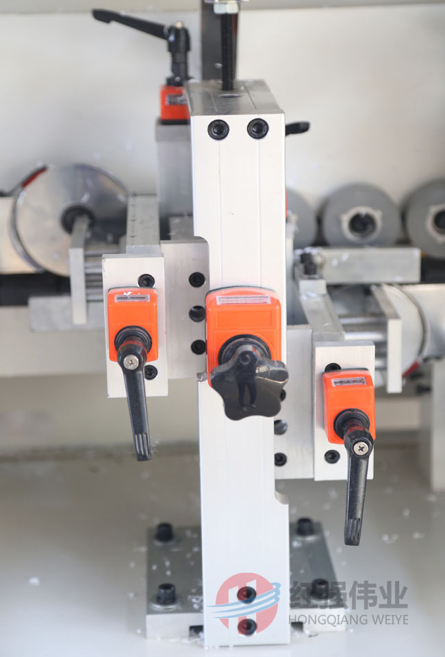 Woodworking Machine with Two Trimming Function Automatic Edge Bander
