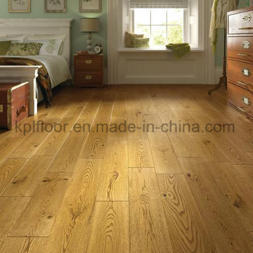 Oak Hardwood Engineered Flooring for Bedroom