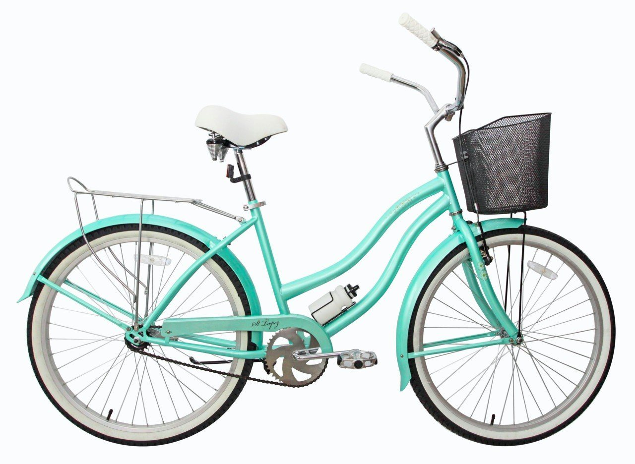 Cruiser Bikes With Baskets on our bikes instead of