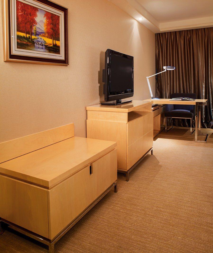 Contemporary Bedroom Interior Modern Hotel Furniture (NL-TF300)