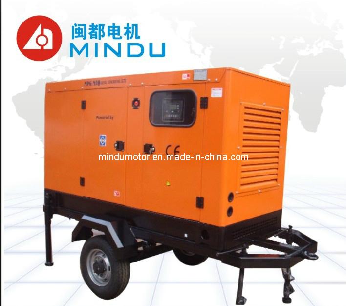 20kVA to 1500kVA Silent Cummins Diesel Generator (GF3)