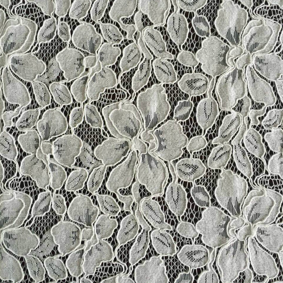 Lace Fabric (WITH OEKO TEX CERTIFICATION LT80789)