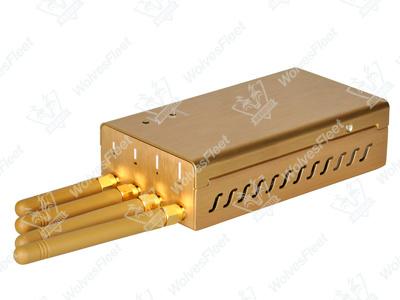 Handheld Cell Phone GPS Jammer, Mobile Phone Jammer, Cellular Signal GSM Blocker