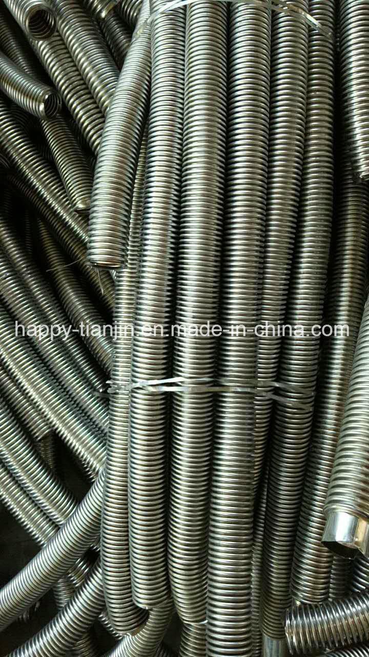Annular Tube Stainless Steel Wire Braid Flex Metal Hose Pipe