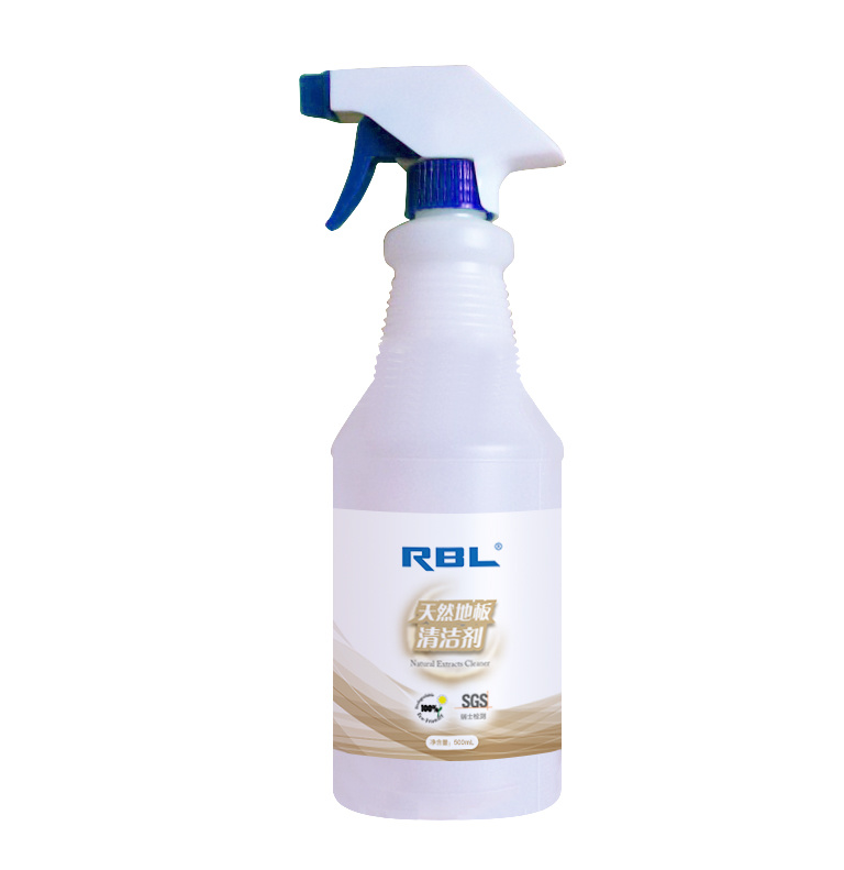 Rbl Natural Floor Cleaner (C) 500ml Detergent Bio-Degreaser