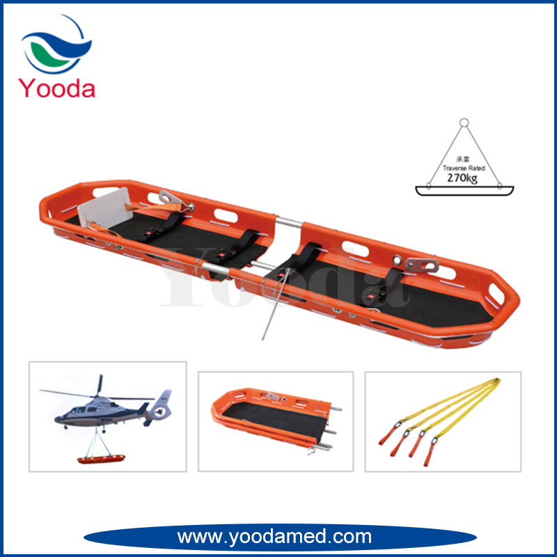 Emergency Basket Stretcher for Helicopter