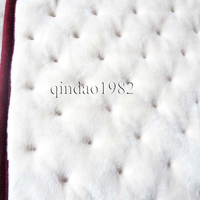 Ultrasonic Welding Heating Mat to Keep Warm