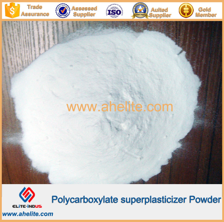 Powder for Mortar Polycarboxylate-Based Ether Superplasticizer