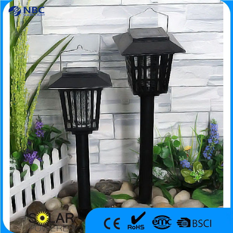 Killing Mosquotos Solar LED Light