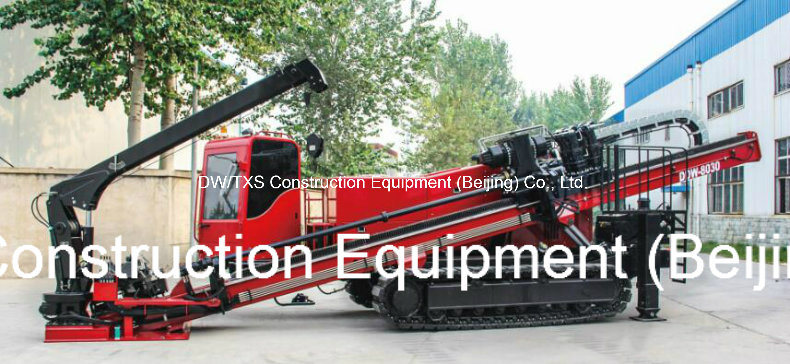 Horizontal Directional Drilling Rig (DDW-8030)