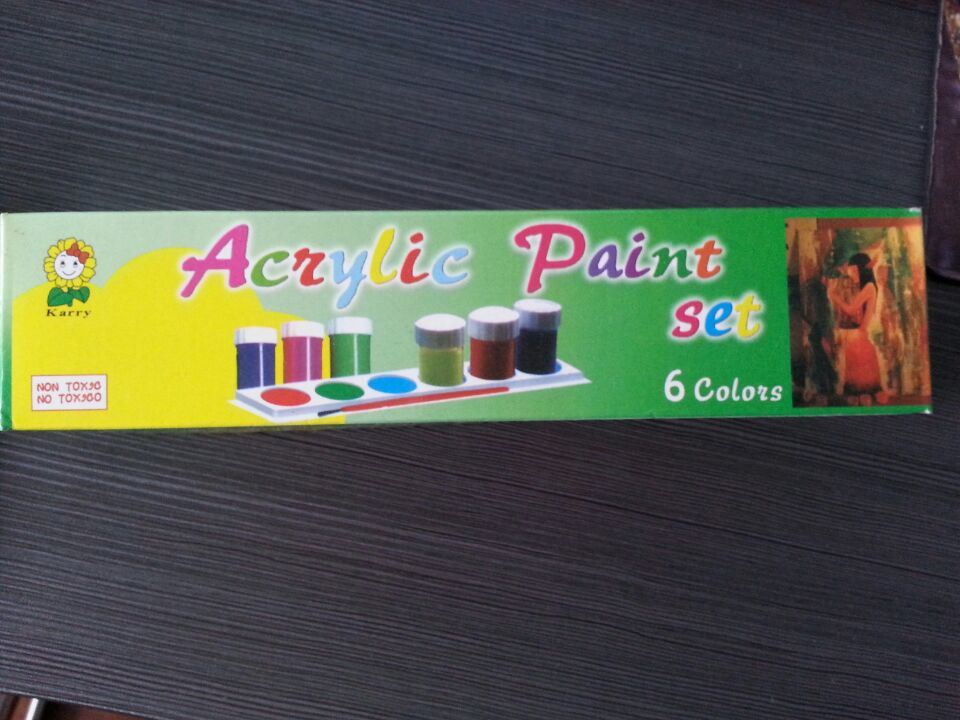 Acrylic Paint Color (NH07006)