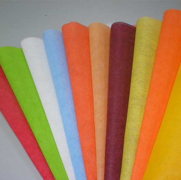 All Colors Nonwovens Felt Fabric