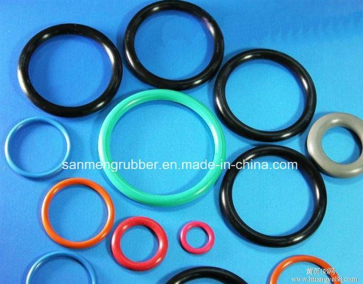 OEM Silicone Small Rubber O Ring with Good Quality in China