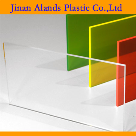 4X8 Cast Clear Acrylic PMMA Sheet with Best Prices