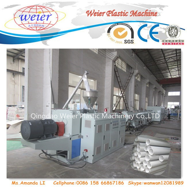 Plastic PVC CPVC Pipe Fitting Price PVC Pipe Extruder