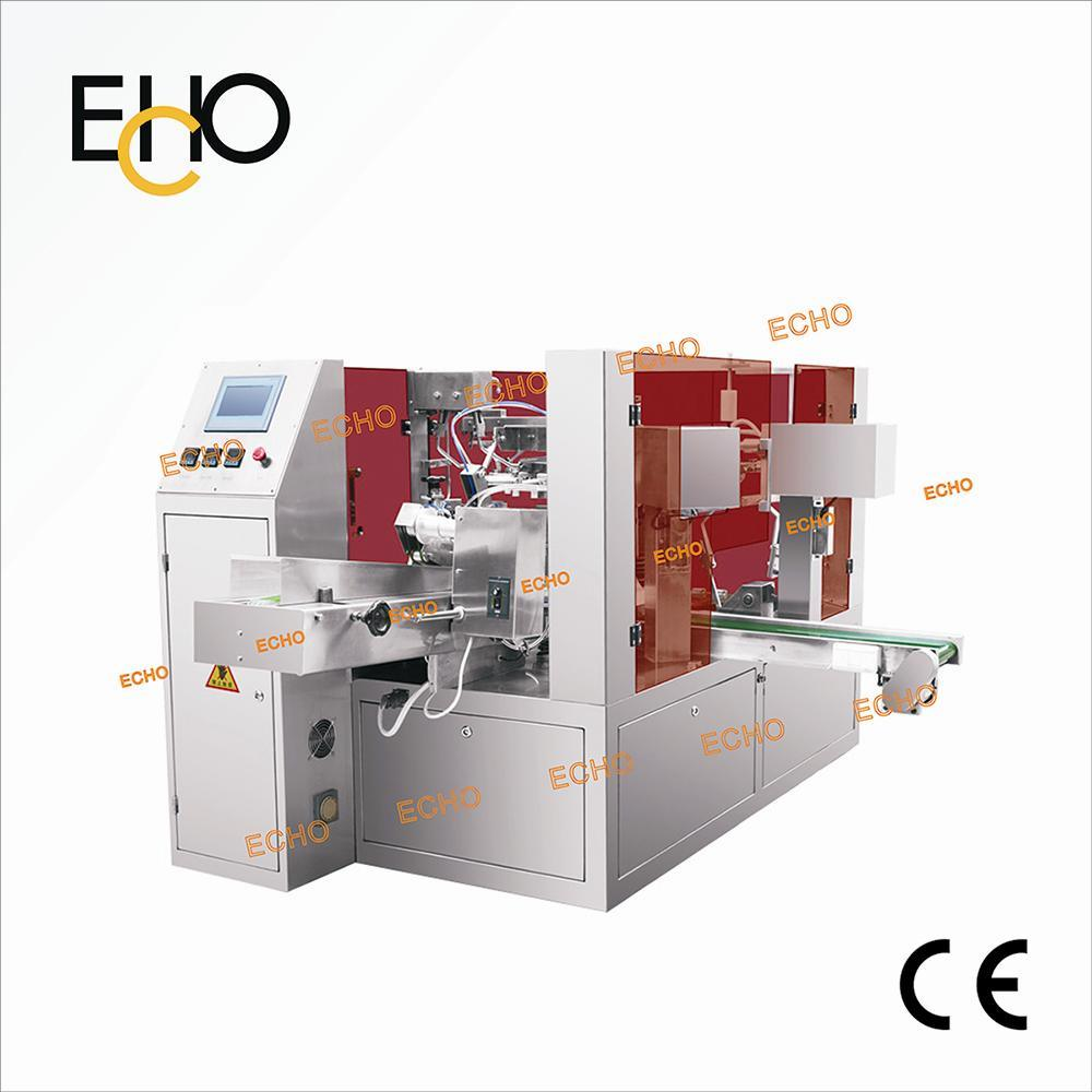 Dry Fruit Filling Sealing Packing Machinery (MR8-200R)
