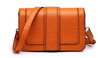 Hotsale Women Crossbody Bag, Fashion Lock Small Single Shoulder Envelope Bags (LDO-01684)