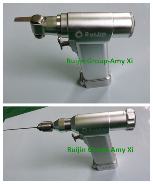 Veterinary Surgical Drill Saw Operation Tool Set Ns-2011