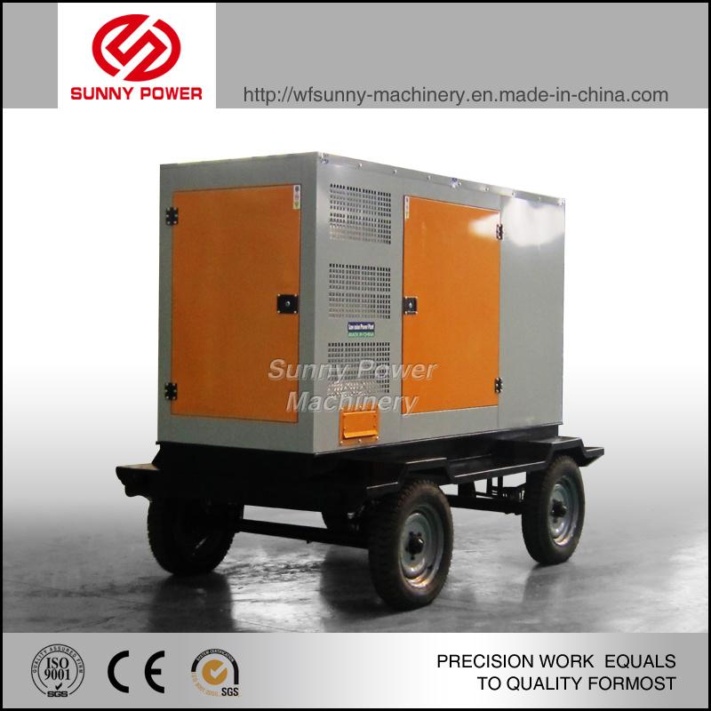 Air Cooled Diesel Water Pump for Sale