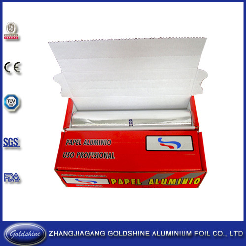 Heavy Duty Aluminium Foil (extra length)