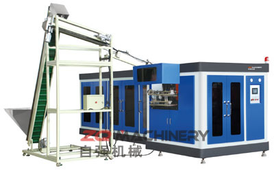 Automatic Blowing Machine for 5 Liter Pet Bottle (By CE)