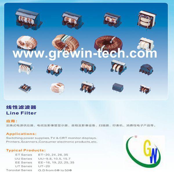 China Toroidal Choke for PCB, Toroidal Inductor