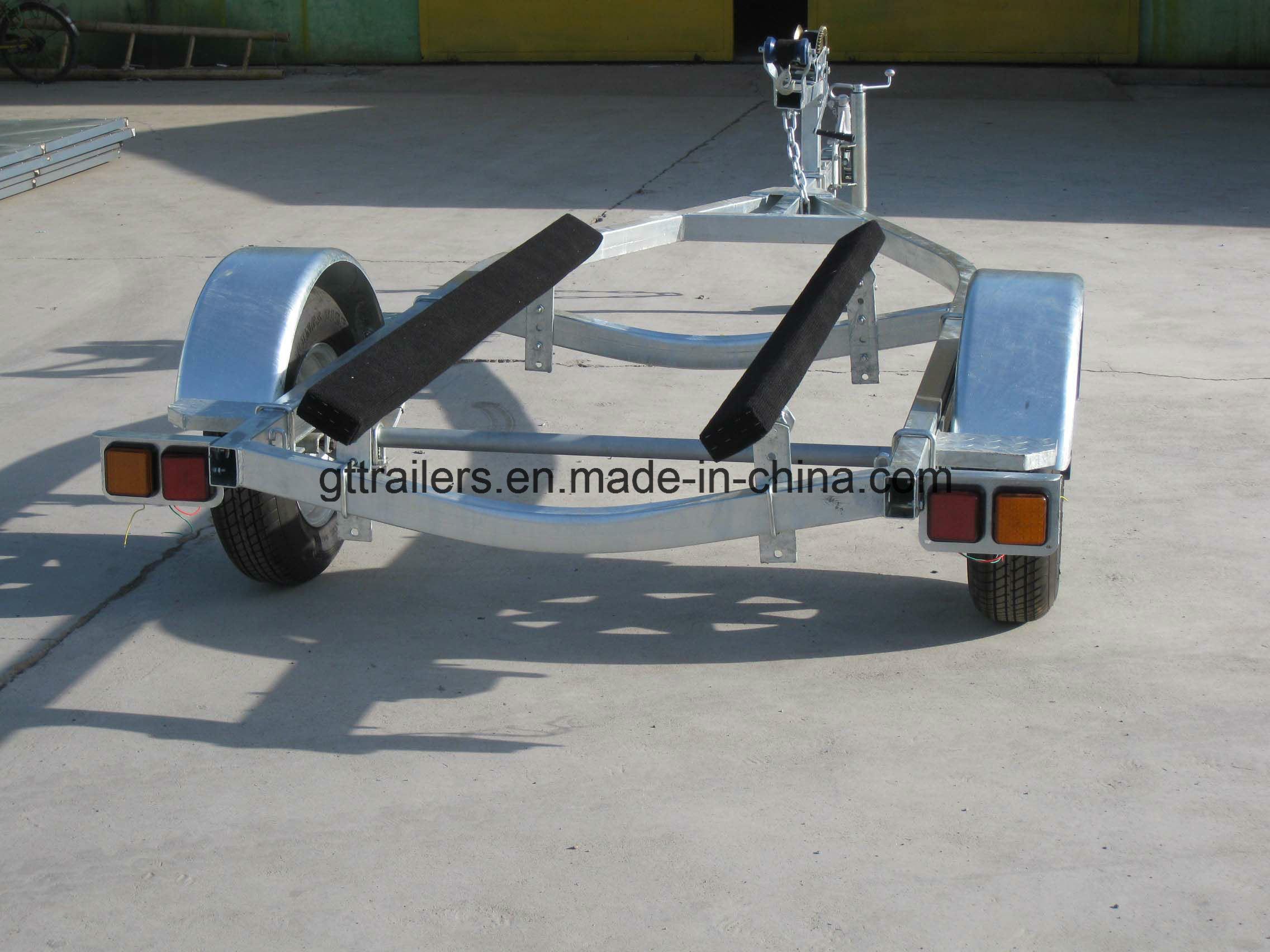 Hot DIP Galvanized Jet Ski Trailer (TR0501B)