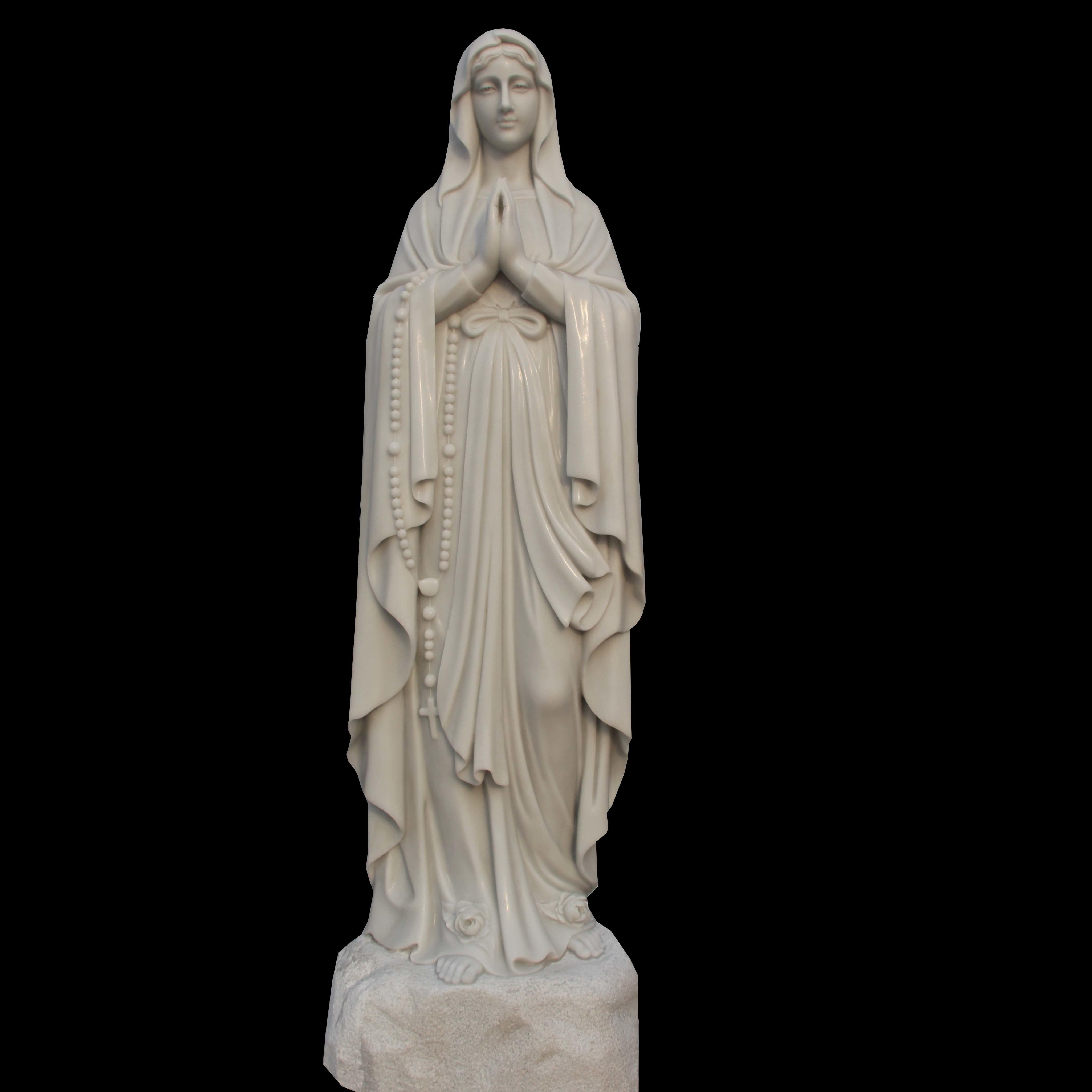 Church Sculpture Maria Statue Stt048