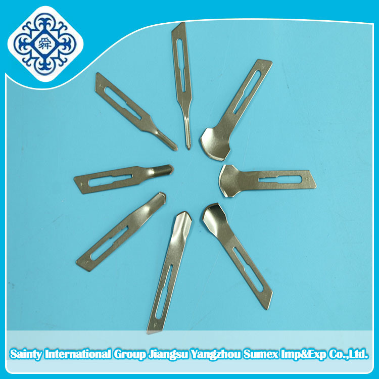 Disposable Surgical Gouge Blade with Ce and ISO