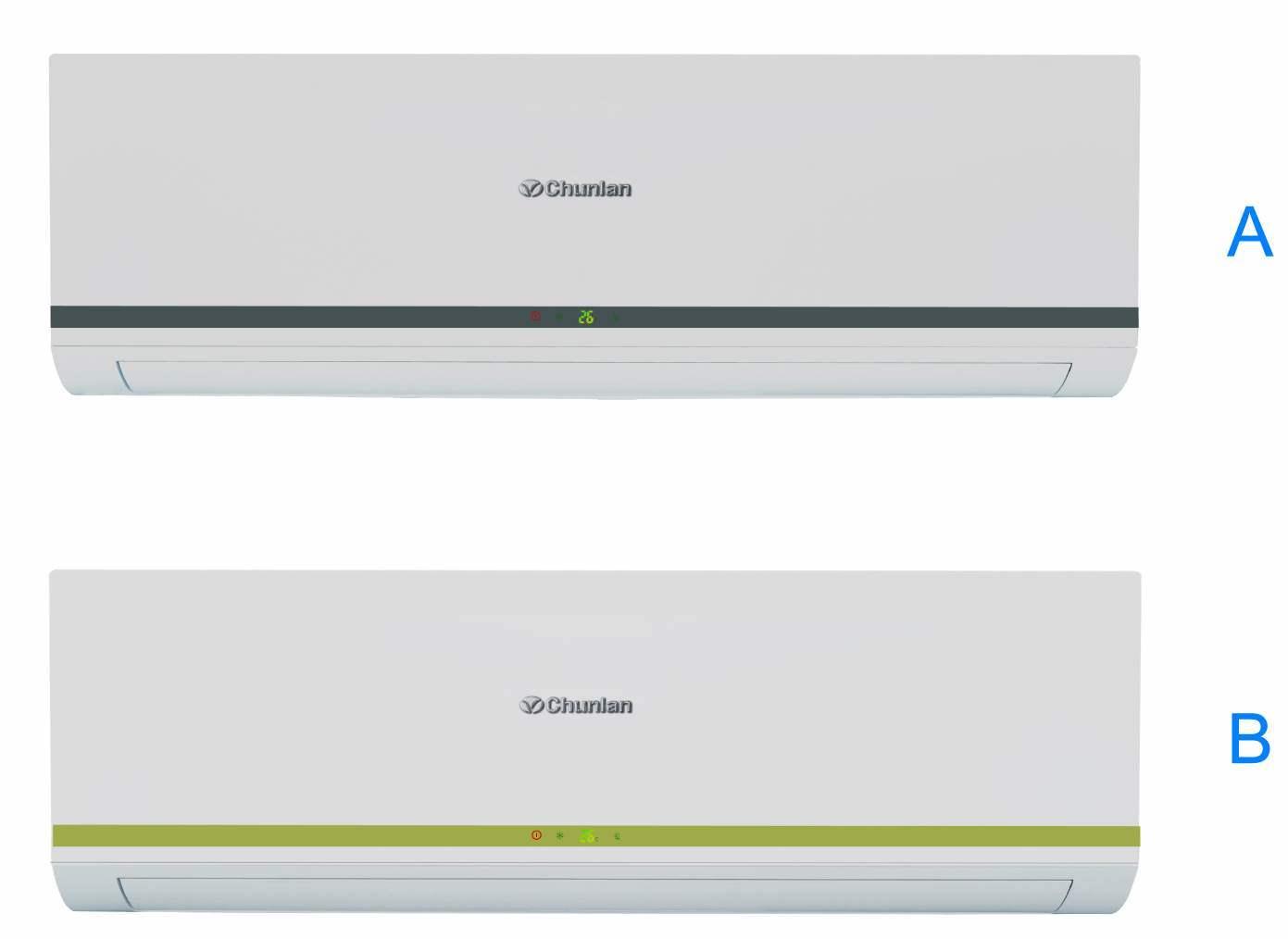 Az3 Series Wall Split Air Conditioner 9000-24000BTU (CS-09H/D3)