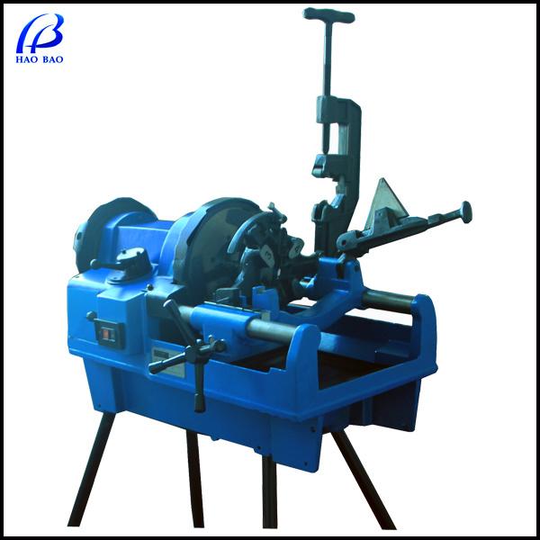 Steel Pipe Threading Machine (HT100F)