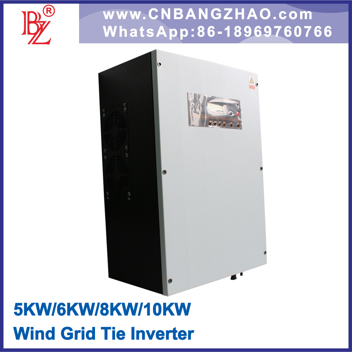 10kw Single Phase /Three Phase Solar on Grid Tied Inverter