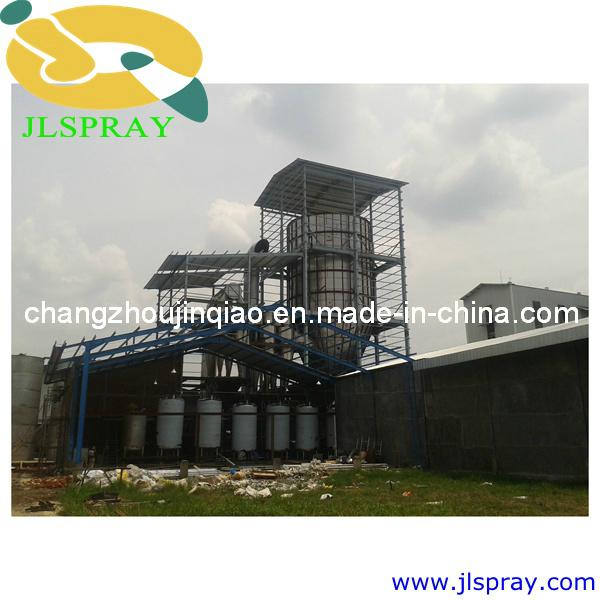 Food Dryer Rotary Atomizer LPG100 High Speed Centrifugal Spray Dryer