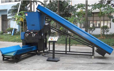 Dual Shaft Wood Shredder (SI Series)