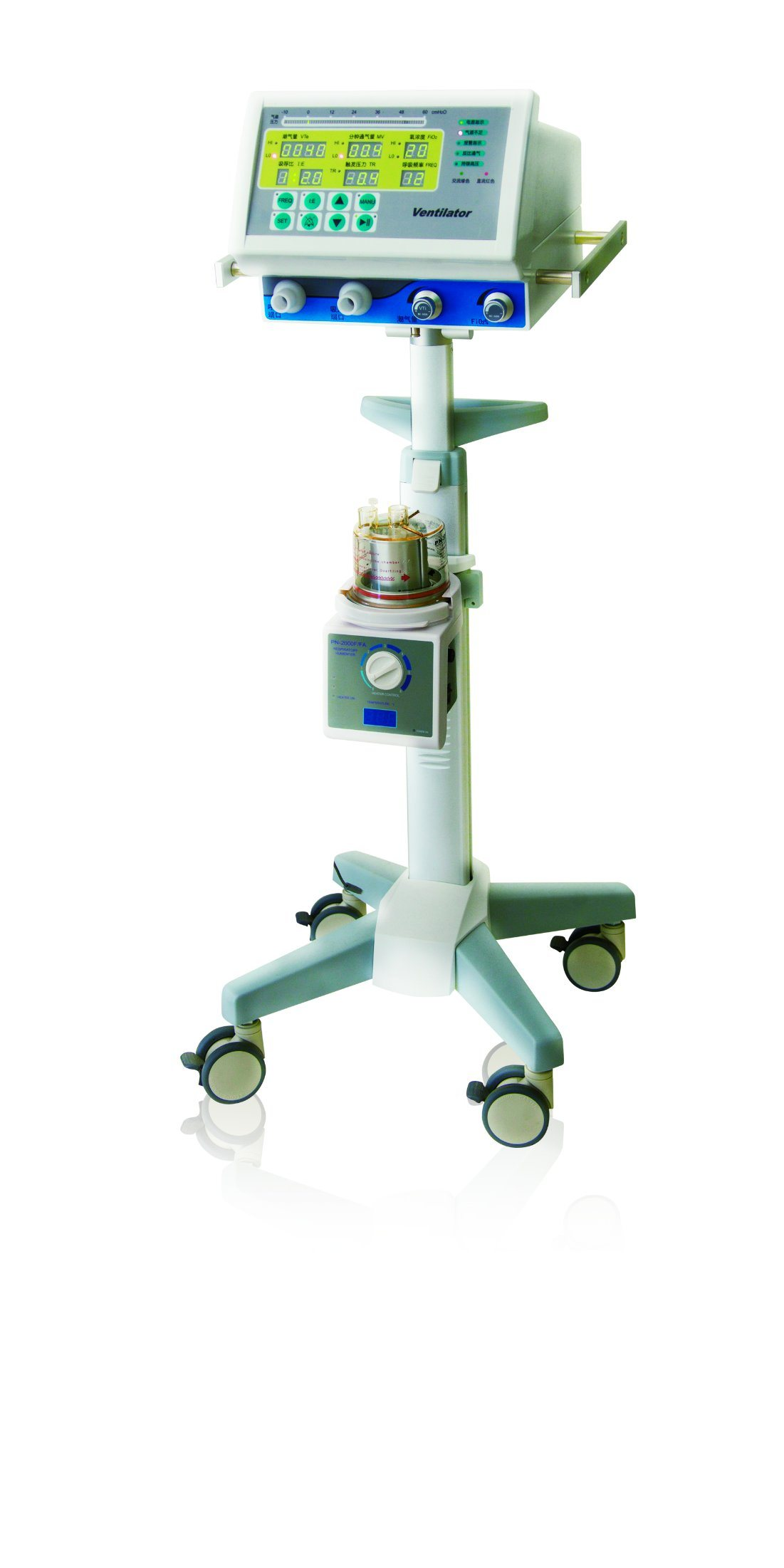 Medical/Hospital Ventilator Lh8400 for Operation and Rehabilitation
