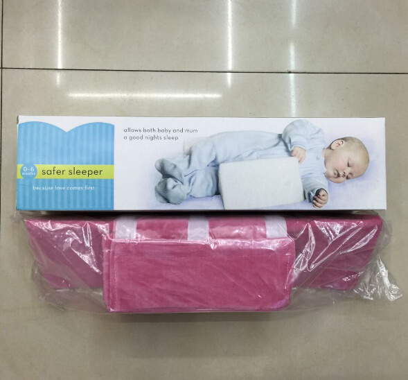 Minipalm Baby Protective Products Security Protection and Practical Stereotypes to Prevent Choking Side Sleep Pillow