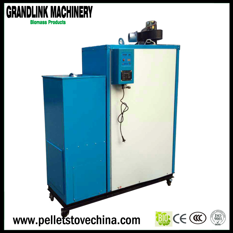 Wood Pellet Burning Biomass Boiler