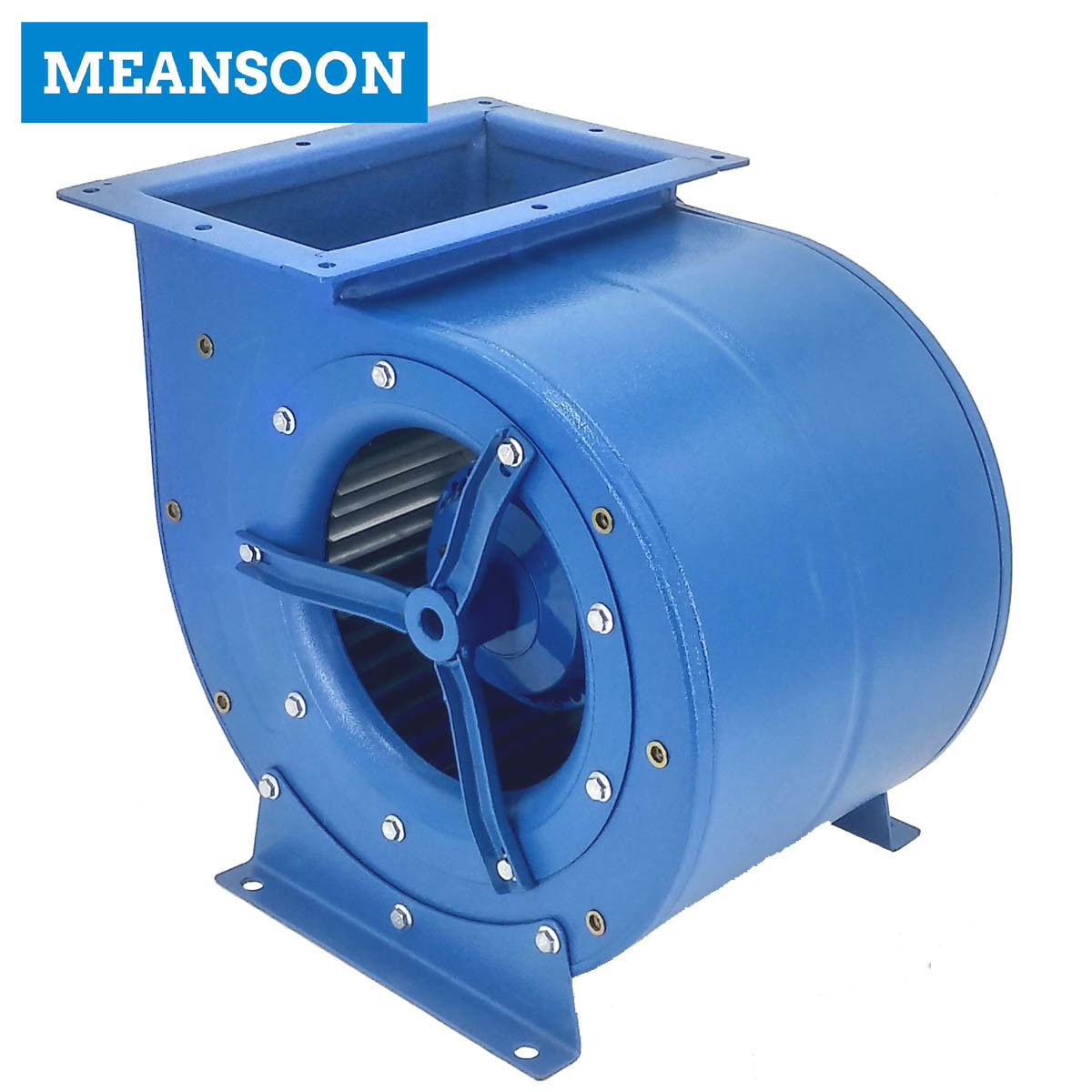 400 Dual Inlet Forward Declined Radial Fan for Ventilation