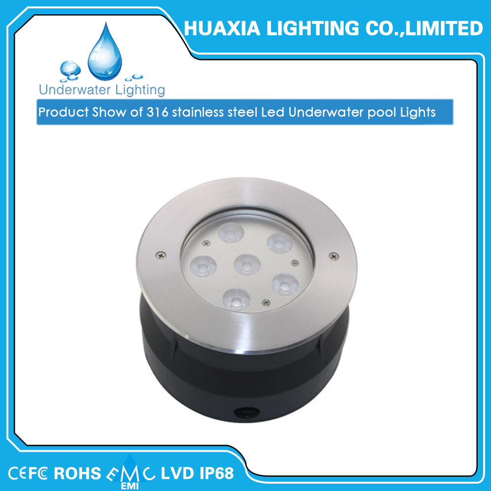 316ss 36watt IP68 LED Underwater Swimming Pool Fountain Light
