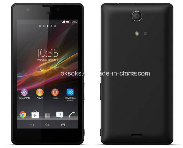 Original Unlocked Zr C5503 4G Mobile Phone for Sony Items