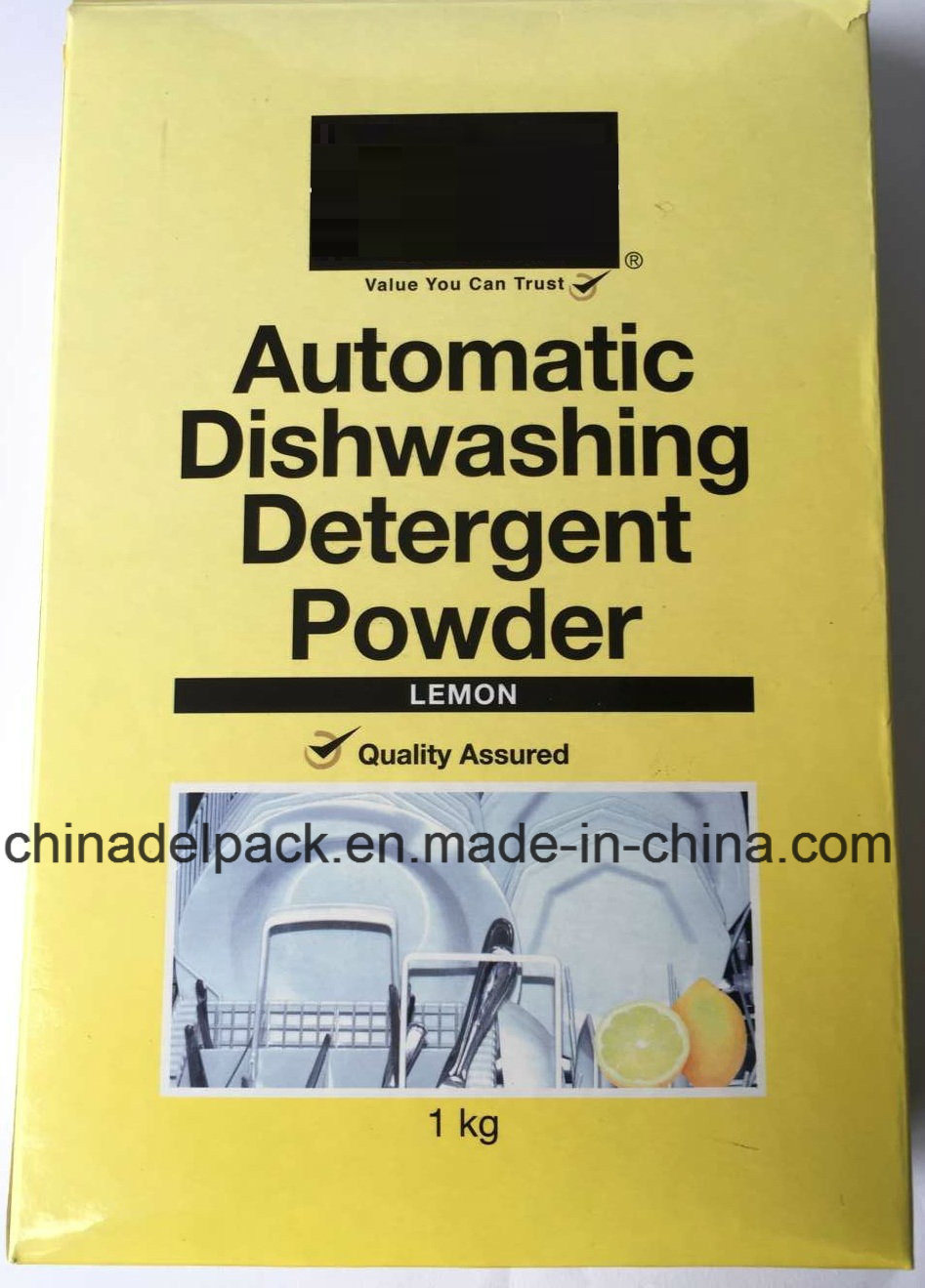 OEM Customer Brand 4in1 Dishwashing Detergent Powder, Dish Detergent Powder