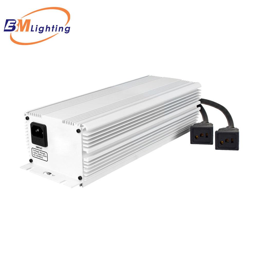 Guangzhou Eonboom Electronics 630W Double Output 2*315 Bulb CMH Grow Light Ballast
