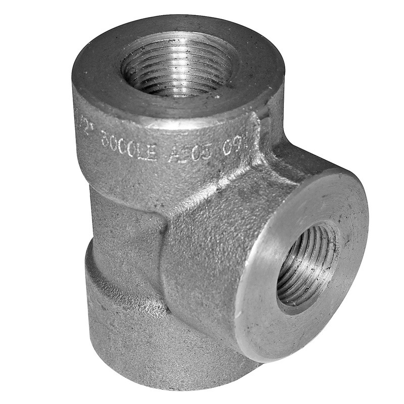 China forged steel high pressure threaded socket weld